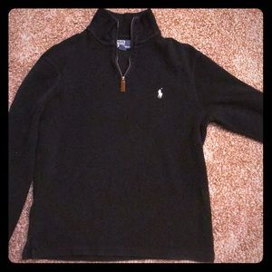 Lightly used pull over sweater RL
